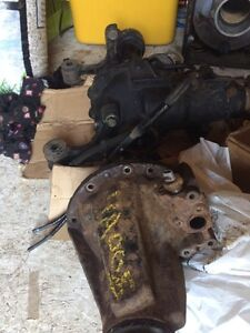 Front and rear differential Toyota 4runner