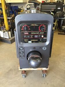 Lincoln 200d pipeliner  welder