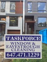 Window & Eavestrough Cleaning Best Price