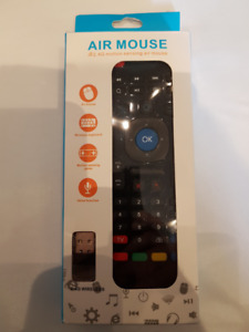UNIVERSAL Learning Remote Control w/ GYROSCOPE AppleTV Android