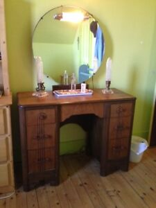 Antique Dresser Night Stand