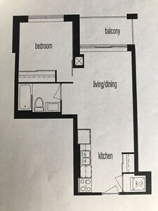 DNA #1 w/balcony, gas stove+BBQ +upgrades 1 bedroom King & Shaw