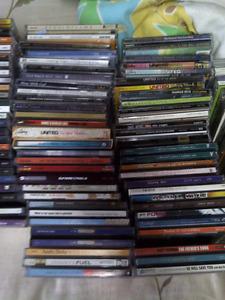 Over 130 Praise & Worship CDs