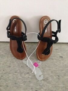NEW SANDALS FOR TODDLERS - $5 each