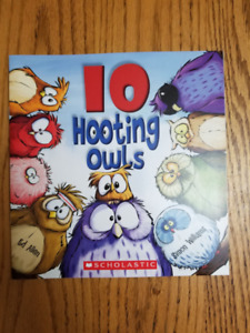 Storytime Readaloud Counting Colours Crayons Classroom Library