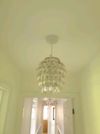 Crystal Pendant Lamp Shade