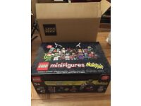 Complete Box of 60 Series 14 Monsters LEGO Minifigures