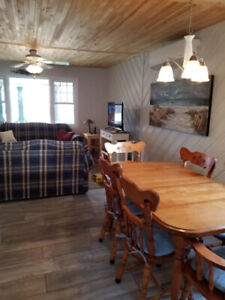3 BR waterview cottage - near Stanhope and Ch'town