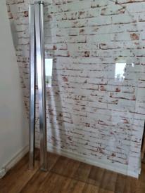 Used bath screen 150cm X 80cm