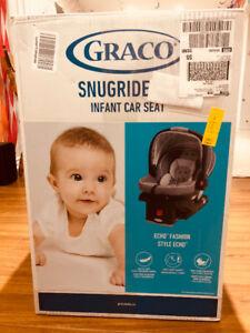 Brand New Graco Snugridge 35 Infant Car Seat