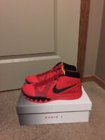 Brand new Kyrie 1 Deceptive Red size 10