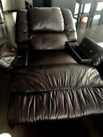 Chaise inclinable vibrateur / Recliner vibrating chair