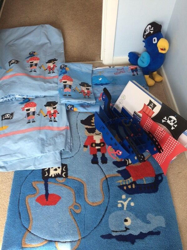 pirate themed bedroom set next childrens