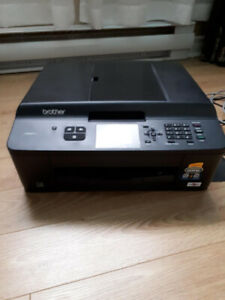 Brother Printer model MFCJ425W 4in1