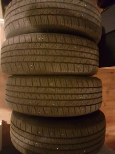 225/65R17 Goodyear tires for sale!