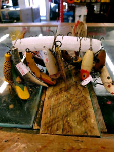Fishing Lures of all kinds!
