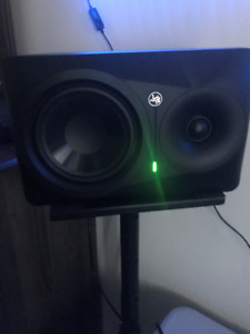 Studio Equipment ( StudioMonitors,Powercables,Interface ,Stands)