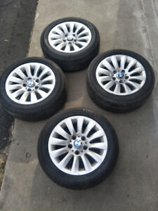 "beautiful 16"" BMW mags with new centre cap"