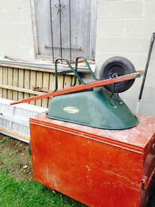 Yardworks wheelbarrow