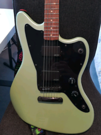 Squire active jazzmaster (open to trades)