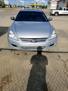 2006 Honda Accord V6 Coupe