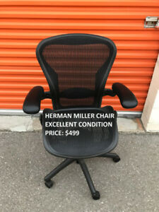 TU>>Herman Miller Chairs, Excellent Condition, Cheap Price!