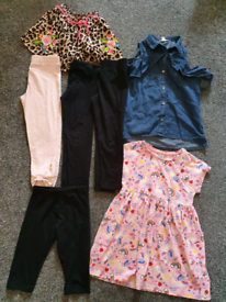 Girls 3-4 years bundle River Island and Next
