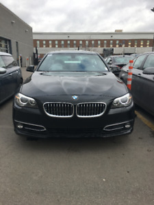 2016 BMW 528i xDrive-Lease takeover-$696plus tax +2000$ cash