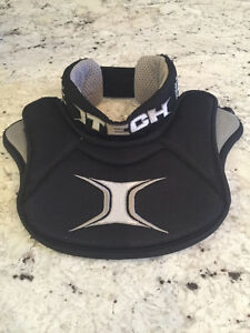 "Goalie Neck Guard Size S 10""-12.5"""