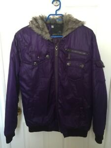 Men's winter jacket. Size:M