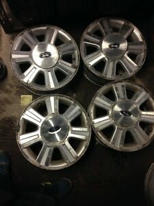 "Ford Taurus 16"" Alloy Wheels, 5-108mm bolt patern"