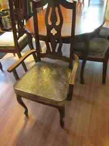 Dinning room table and 6 chairs. Prince George British Columbia image 5