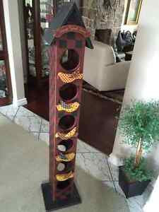 Country Wine Rack