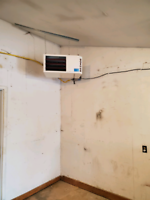 Garage heaters installed from $1750