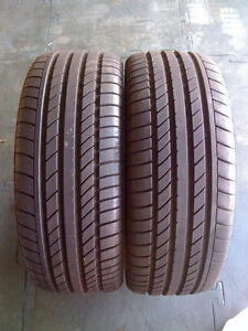 255 35 19 Continental ContiSport Contact 3 Performance (4) Tires