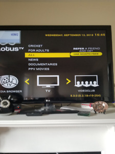 LOTUS TV OVER 2000 CHANNELS - US/SPORTS/PPV/CANADIAN/NEWS $15