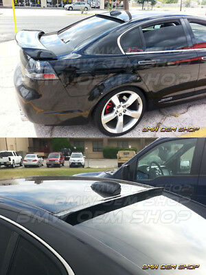 ALL COLOR PAINTED K DESIGN FOR 2008 09 PONTIAC G8 SEDAN ROOF SPOILER