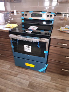 Brand new ge oven