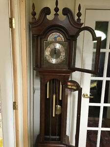 Excellent condition grandfather clock