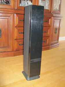 Tower for DVD or CD storage