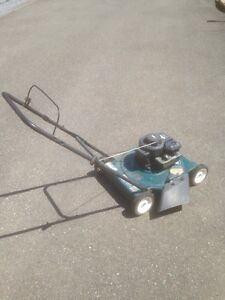 "20"" Gas Powered Lawn Mower"