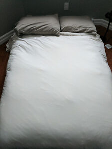 Lightly Used Double Mattress!
