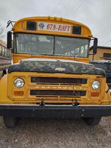 1976 Ford 48 Passenger Bus