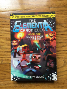 The Elementia Chronicles - NEW - Book 1 - Quest for Justice