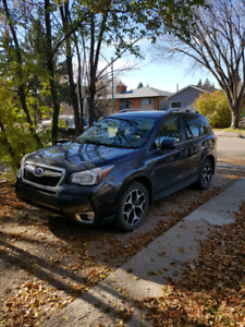 2014 SUBARU FORESTER XT   low kms!!!!