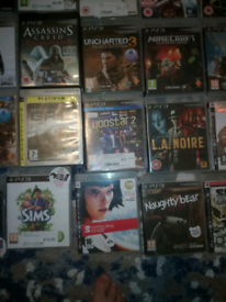 Ps3 wih box open for open to offers