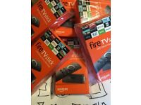 AMAZON fire stick with gift LATEST OUT THERE