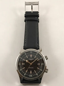 Longines Legend Diver NO DATE - Box + Papers - As New Condition!