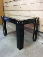 Mirror Top End Table - Delivery