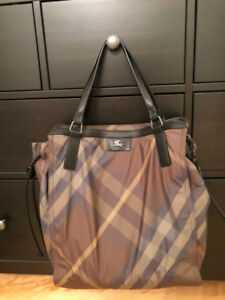 Authentic Burberry Buckleigh Bag